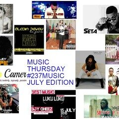 MUSIC THURSDAY: #237MUSICRELOADED JULY..IT's A WRAP!