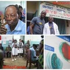 GIVING BACK: NSO GIVES BACK AT THE KUMBA DISTRICT HOSPITAL