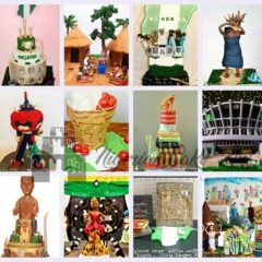 HOW THE NIGERIAN CAKE ART COLLABORATION CELEBRATED #NIGERIAAT56