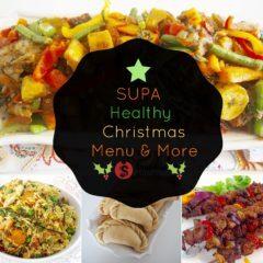 CHRISTMAS MENU: TRADITIONAL & HEALTHY