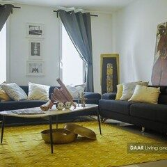 "DECOR INSPIRATION FROM ""AN AFRICAN CITY"""
