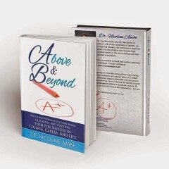 BLOGIVERSARY GIVEAWAY: ABOVE AND BEYOND. …..BY DR. NICOLINE AMBE (FOR CAMEROON)