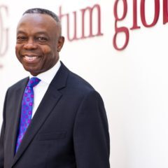 CAMER ECONOMIST, CELESTIN MONGA IS THE NEW VICE PRESIDENT OF THE AFRICAN DEVELOPMENT BANK