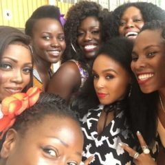 LUPITA NYONGO'O, TIWA SAVAGE, LUVVIE AJAYI & MORE ATTEND JANELLE MONAE's #FEMTHEFUTURE BRUNCH [PICTURES]