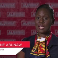 #WCW GWENDOLINE ABUNAW – THE NEW EXECUTIVE DIRECTOR OF ECOBANK CAMEROON