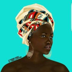 HERE's WHY LUPITA NYONGO'O IS A FAN OF FASHION ILLUSTRATOR, FRANCOISE KENDELL