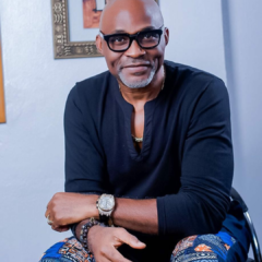 IS NOLLYWOOD HEARTHROB RICHARD MOFE DAMIJO A MODEL SENSATION IN THE MAKING?