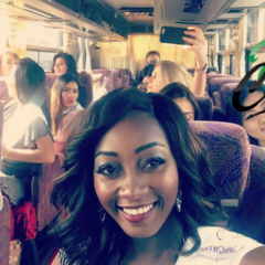 MISS CAMEROON USA 2014, NORA NDEM IS IN SRI LANKA TO REP CAMER AT THE MISS INTERCONTINENTAL 2016 PAGEANT