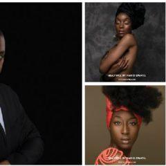 "CAMER FASHION & BEAUTY PHOTOGRAPHER MARIO EPANYA LAUNCHES NEW BOOK ""BEAUTIFUL"" CELEBRATING BLACK BEAUTY"