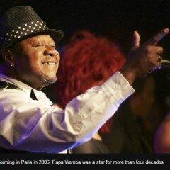 AFRICA LOOSES ANOTHER MUSIC LEGEND – CONGOLESE SINGER PAPA MEMBA DIES IN ABIDJAN