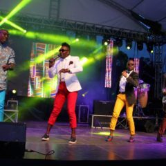 MEET SAUTI SOL THE STYLISH KENYAN GROUP THAT DOMINATED THIS YEAR'S AFRIMMA NOMINATIONS!