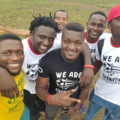 "BEHIND THE SCENES OF ALPHA BETTER RECORDS' COLLABO ""WE ARE CHAMPIONS"" VIDEO SHOOT"