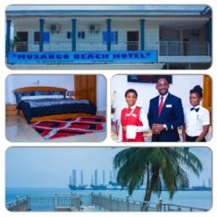 [SPACES & PLACES] [AROUND CAMEROON] – MUSANGO BEACH HOTEL