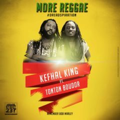 "[VIDEO] KEFHAL KING WANTS TO BRING BACK REGGAE TO THE SPOTLIGHT WITH ""MORE REGGAE"""