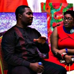 #MCM: YM MEETS ONE OF AFRICA's FINEST MOVIE DIRECTORS AT CAMIFF 2016