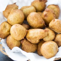 RECIPE OF THE WEEK: PLANTAIN PUFF PUFF BY CHEF KEWAN